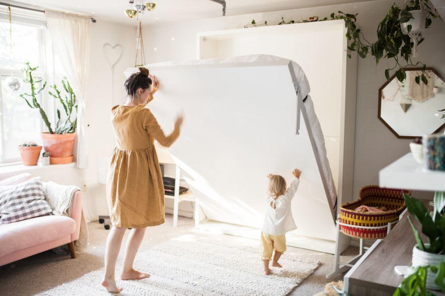 Тесно! 7 идей для мебели вмаленькой квартире