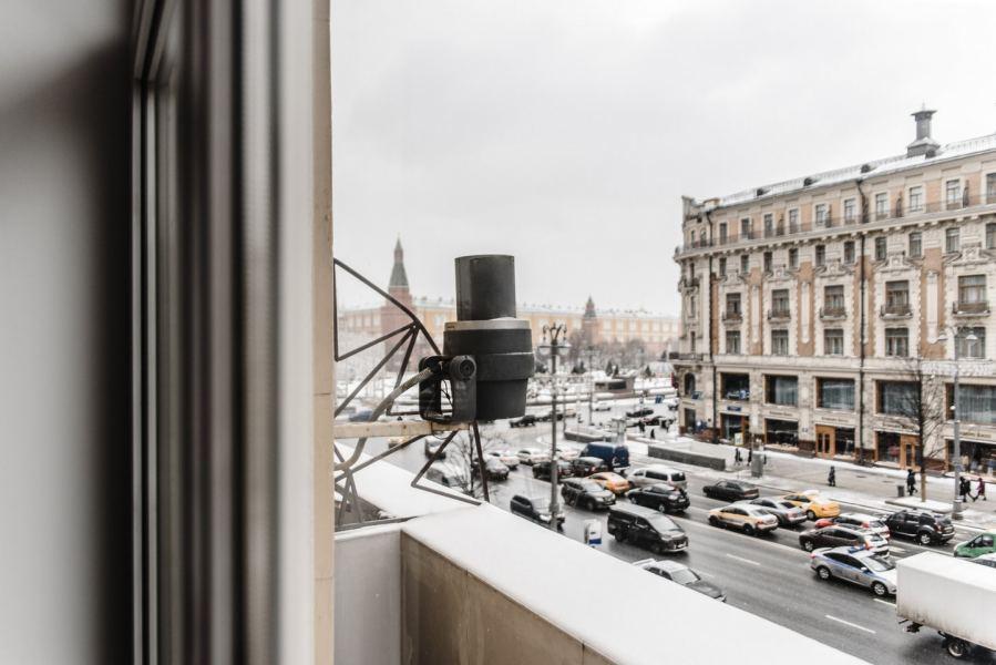 Ремонт #341. Просторная двушка на Тверской с видом на Кремль