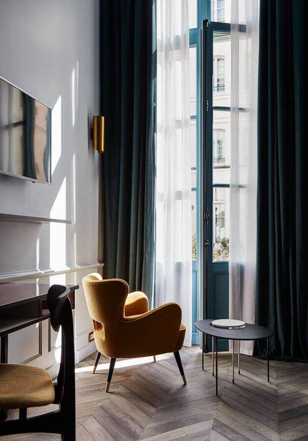 🇫🇷 Франция! Как объединить барокко и модернизм в своей квартире