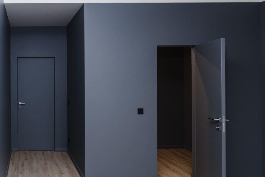 ⚫️ Чёрный! Почему покрасить всю квартиру в чёрный цвет — не такая уж плохая идея